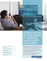 tanguay guided achat televiseurs 2013