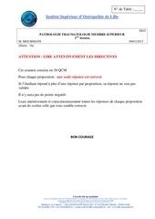 Fichier PDF 2013 examen