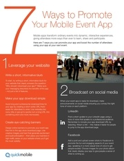 7 ways to promote your mobile app