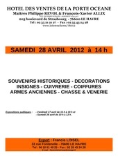 francis loisel expert vente le havre 28 avril 2012 1