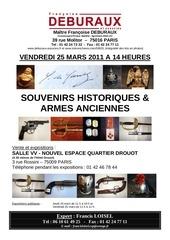 francis loisel expert vente paris 25 mars 2011