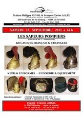 francis loisel expert vente pompiers 10 sept 2011