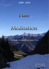 plan de meditation