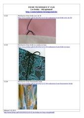 15 01 les brides en tissu recapitulatif