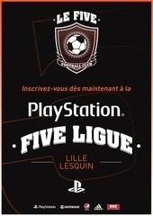 Fichier PDF playstation five ligue lille