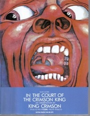 Fichier PDF king crimson in the court of the crimson king jp score