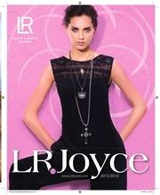 catalogue lrjoyce 2012