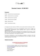 Fichier PDF inscription professionnels
