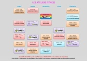 planning ateliers fitness printemps 2013