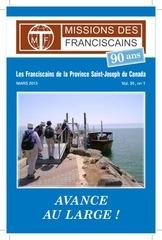 revue missions des franciscains mars2013