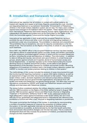 UNICEF_oPt_Children_in_Israeli_Military_Detention_Observations_and_Recommendations_-_6_March_2013.pdf - page 6/28