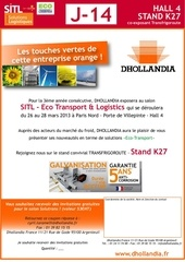 dho mailing sitl 1 2013