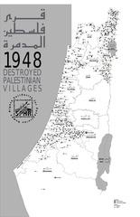 destroyed villagesmap