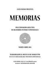 Fichier PDF memorias