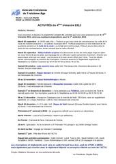 Fichier PDF acta programme 4eme trimestre