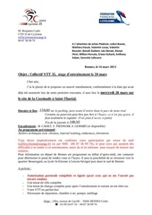 convocation collectif vtt 20 mars