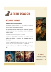 le petit dragon n1
