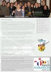 newsletter regionale i 2013