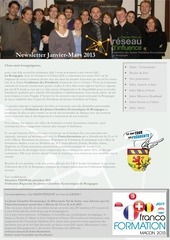 Fichier PDF newsletter regionale i 2013