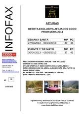 infofax n 12 oferta hoster a del huerna
