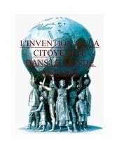 l invention de la citoyennete dans le monde antique
