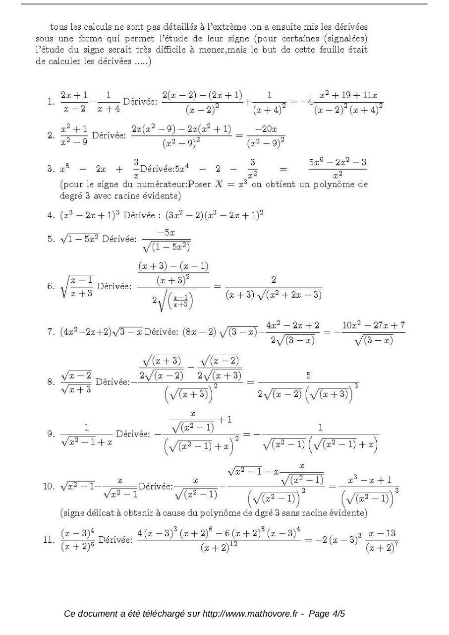 exercices-derivee-de-fonctions-maths-terminale-381 ...