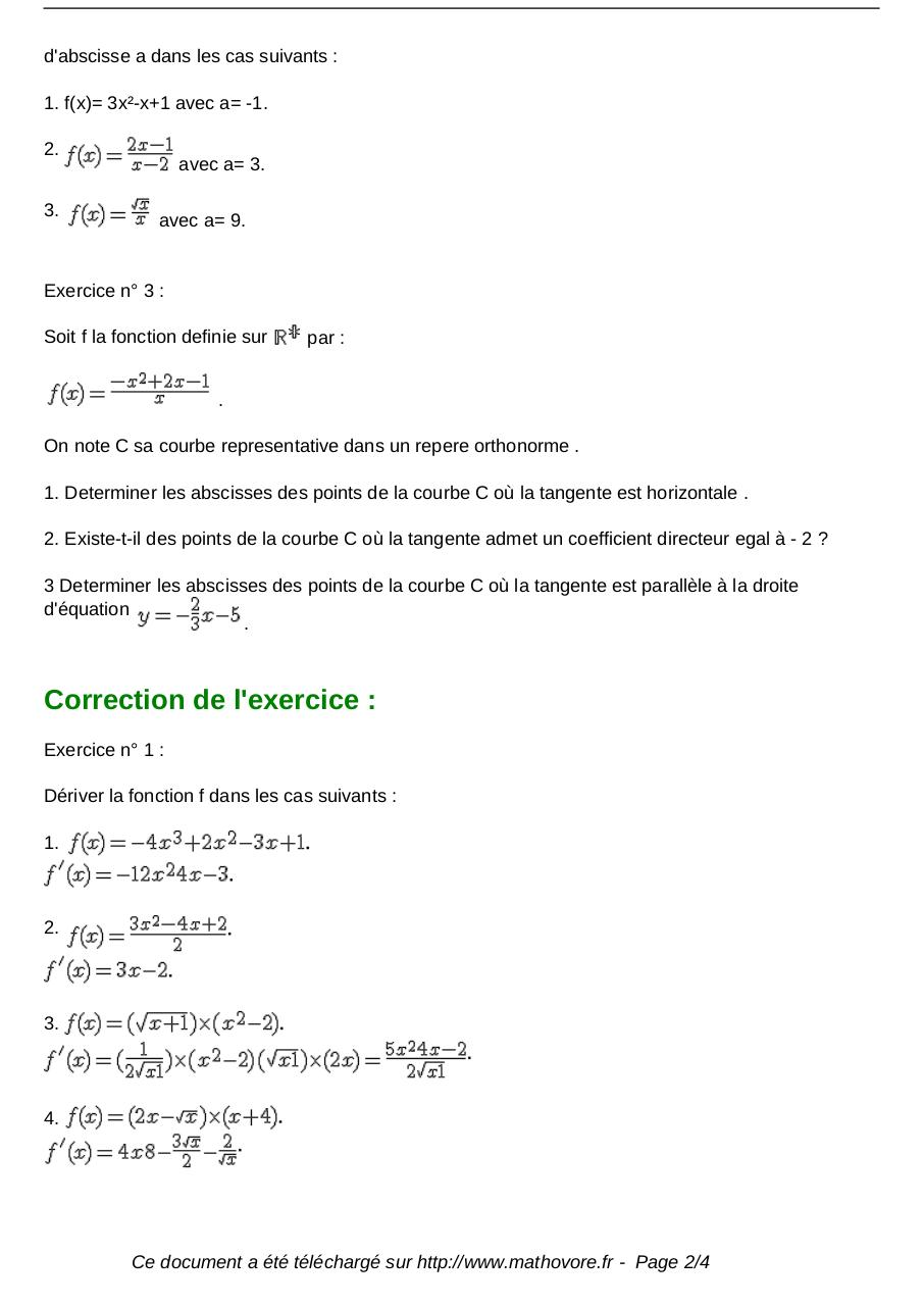 exercices-derivee-et-derivation-maths-premiere-108 - Fichier PDF