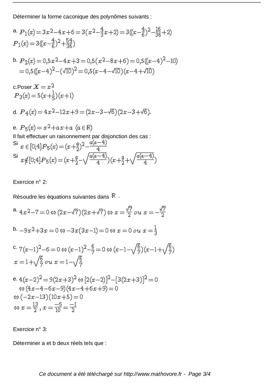 exercices-equations-et-second-degre-maths-premiere-132.pdf - page 3/4