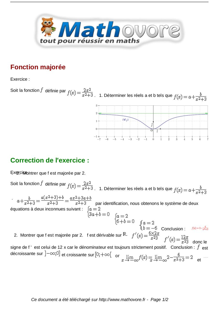 exercices-fonction-majoree-maths-premiere-1121.pdf - page 1/2