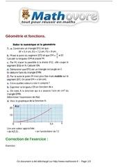 Fichier PDF exercices geometrie et fonctions maths troisieme 341