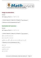Fichier PDF exercices image et antecedent maths seconde 97
