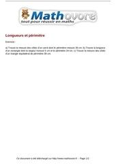 Fichier PDF exercices longueurs et perimetre maths cm2 1558
