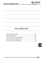 mxer50 cap 10 riduzione finale