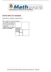 Fichier PDF probleme carres dans un rectangle maths 16