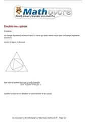 Fichier PDF probleme double inscription maths 188