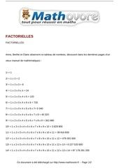 probleme factorielles maths 299