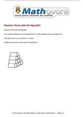 Fichier PDF probleme hauteur d une pile de bigoudis maths 82