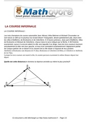 Fichier PDF probleme la course infernale maths 309