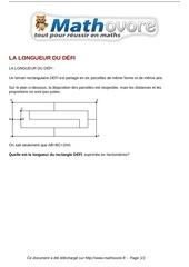 Fichier PDF probleme la longueur du defi maths 322