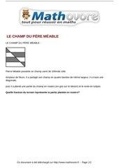 Fichier PDF probleme le champ du pere meable maths 321