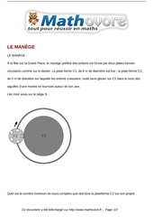 probleme le manege maths 297