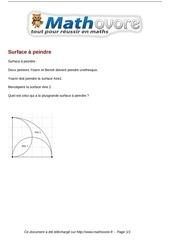 Fichier PDF probleme surface a peindre maths 326