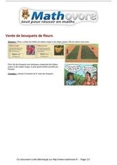 Fichier PDF probleme vente de bouquets de fleurs maths 239