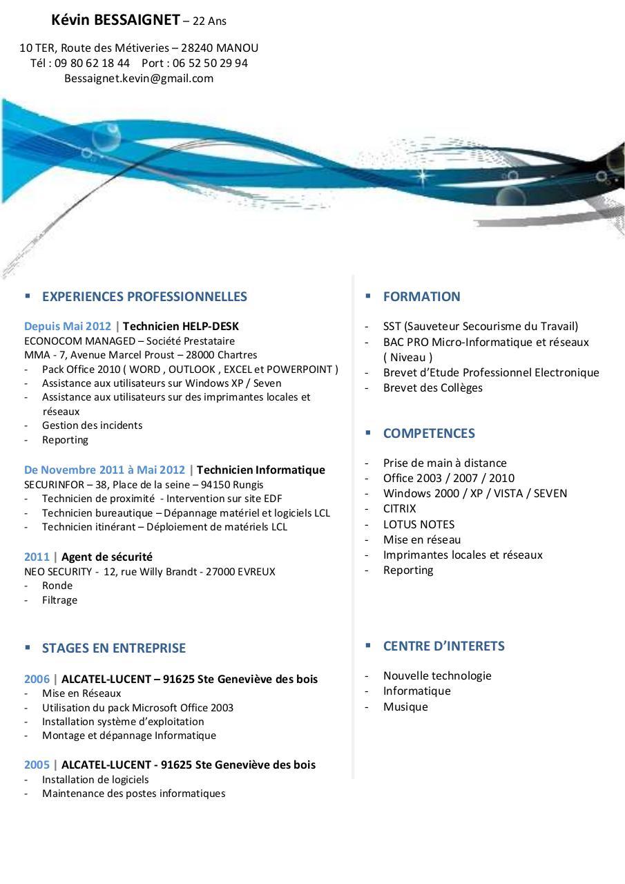 cv mr bessaignet v3 pdf par sp35061