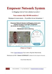guide empower network 1