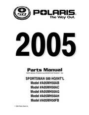 polaris sportsman 500 parts list www manualedereparatie info