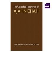 Fichier PDF ajahn chah