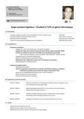 Fichier PDF cv assistant ingenieur
