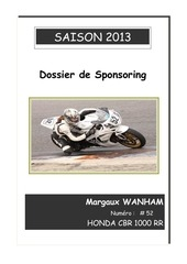 dossier sponsoring margaux