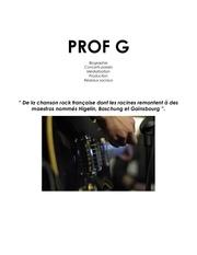prof g